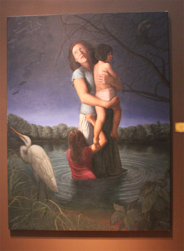 La Llorona (The Crying Woman) by Rigoberto Gonzalez