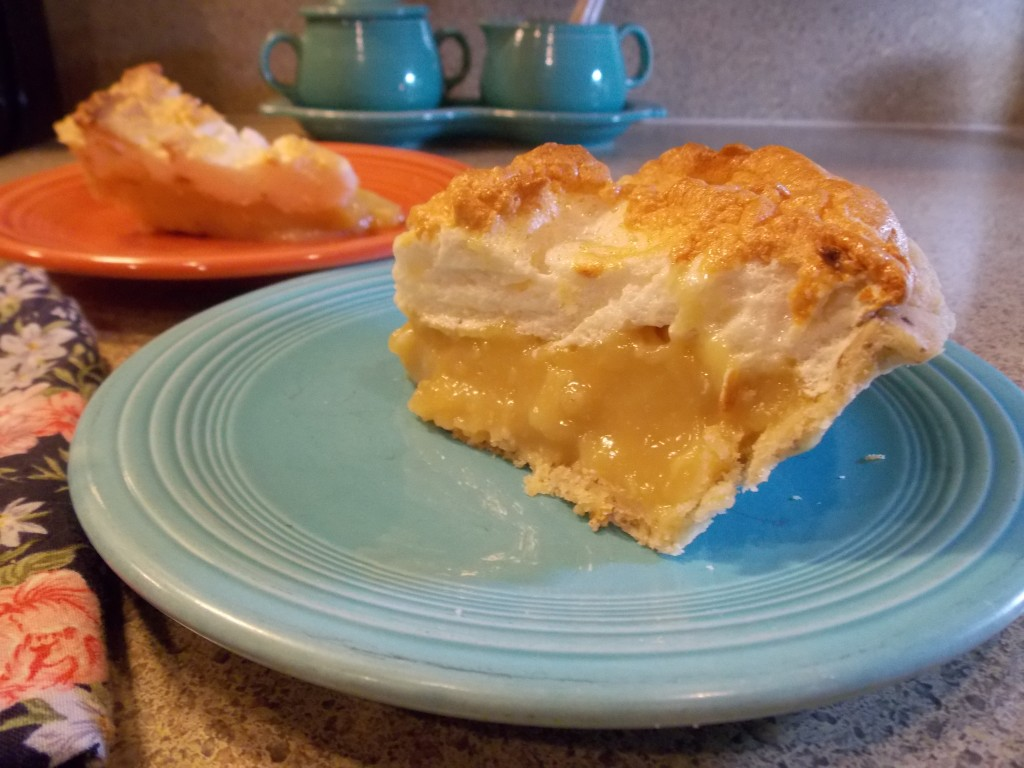 GF Lemon meringue pie 2
