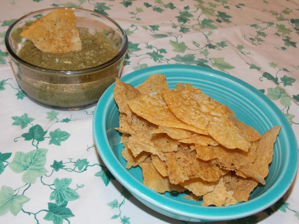 Creamy Chard & Parmesan Dip